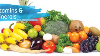 Micronutrientes: A chave para uma dieta bem sucedida