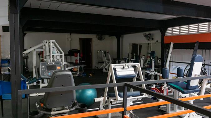 Sala de musculação 2