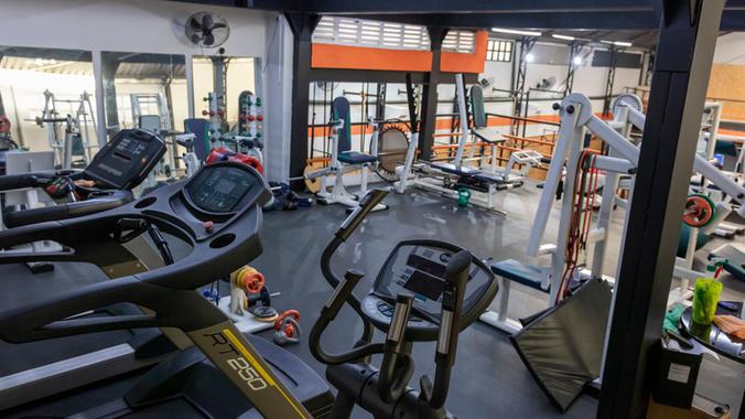 Sala de musuculação 3