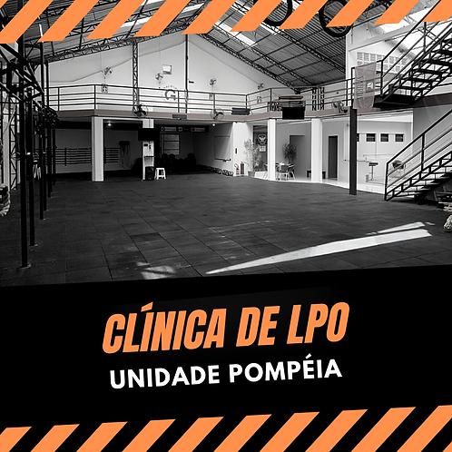Clínica de LPO - unidade Pompeia