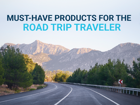 Must-Have Products for the Road Trip Traveler