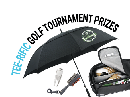 Four Tee-rific Prizes That Are Sure To Make Your Golf Tournament a Hit!