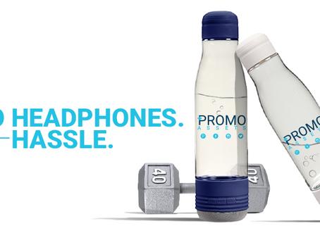 No Headphones. No Hassle.