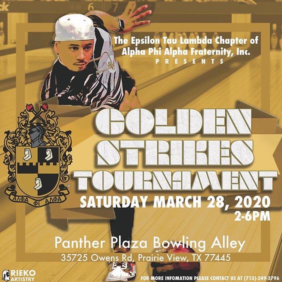 Golden Strikes Tournament