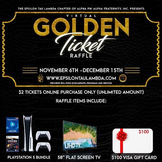 Golden Ticket Raffle