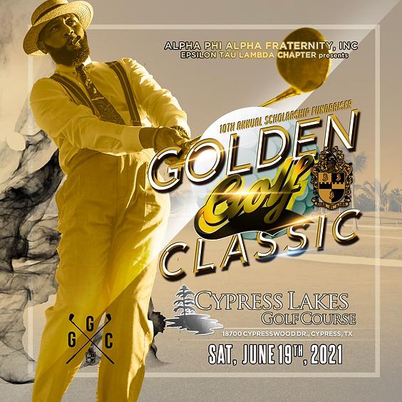 Golden Golf Classic 2021