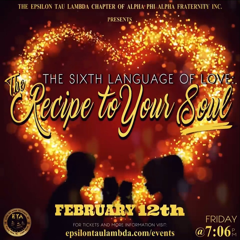 The Sixth Language of Love: The Recipe to Your Soul