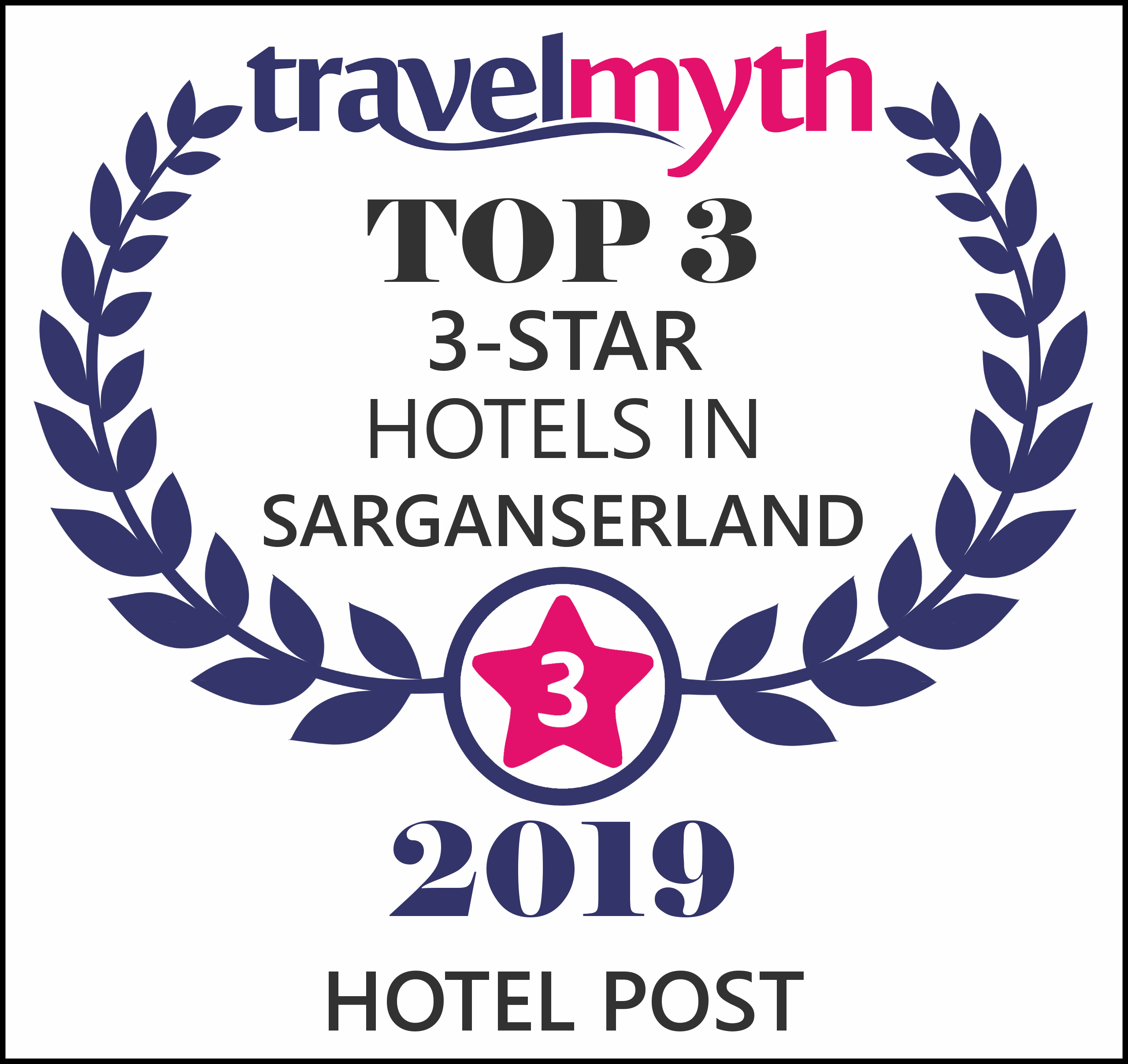 Hotel Post Top three