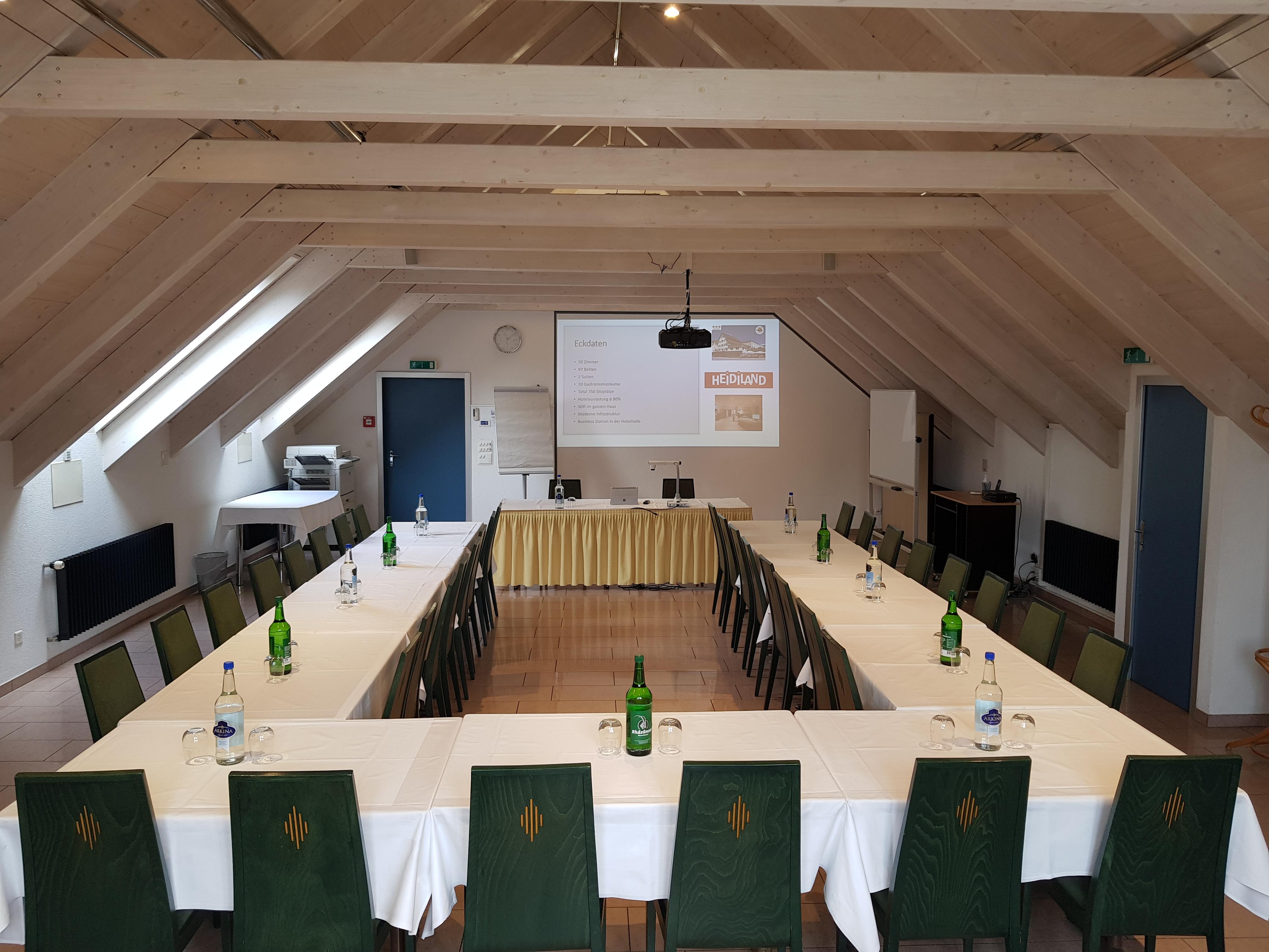 Seminar / Konferenz/ Sitzung Seminar / Konferenz/ Sitzung Heidiland