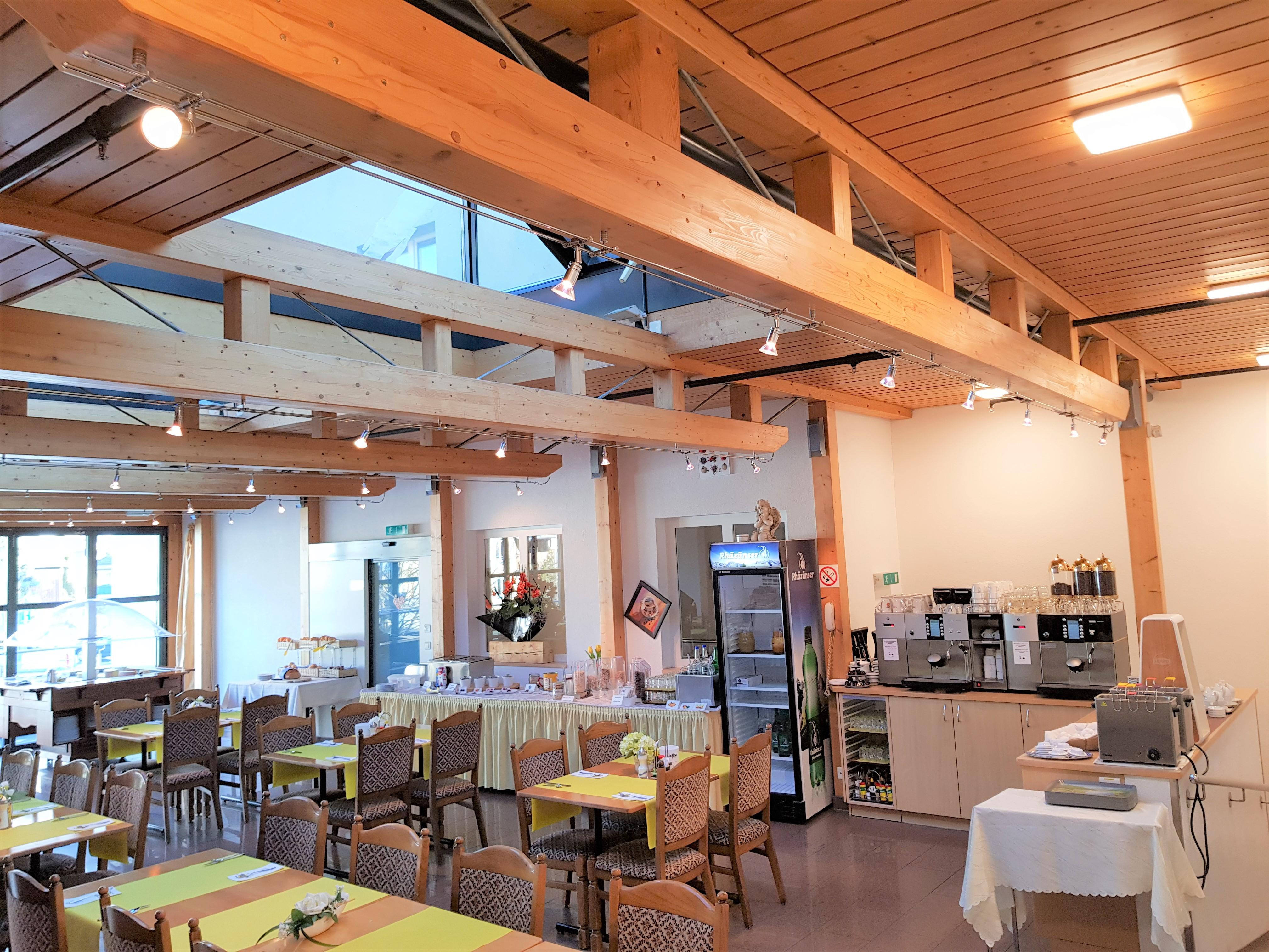 Frühstücksbuffet Hotel Post Sargans