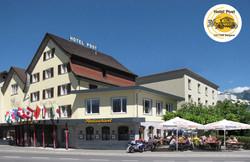 Hotel Post Sargans, Heidiland
