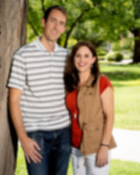 Dustin and Erin Taylor Bio Picture