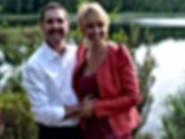 Isabelle et Bernard BOUVIER, B&B Edenswing Chambres d'hôtes de charme avec piscine à Beaune en Bourgogne