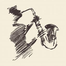 9th St Jazz Logo