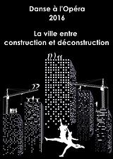 La ville entre construction et déconstruction