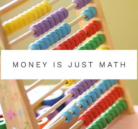 Money is Just Math