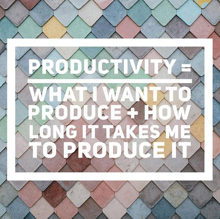 What Productivity Is