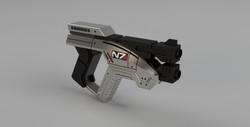 M3 Predator Render