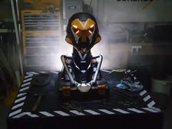 Anthem Helmet and Stand