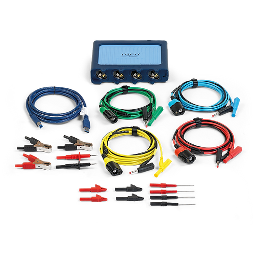 PicoScope 4425A BNC+ 4 channel starter kit