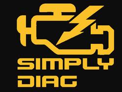 Simply diag logo
