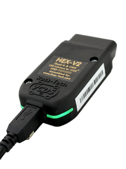 VCDS HEX-V2 - The New Generation VCDS Interface