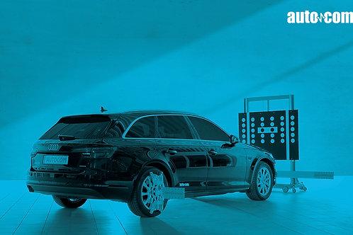 Autocom ADAS CARS Calibration Rig INC Autocom CDP+ Car, 1 Year License & DoIP