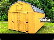ShedMax Lofted Garden Barn