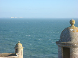 Needles from Swanage