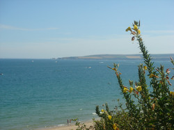 Purbeck from Bournemouth