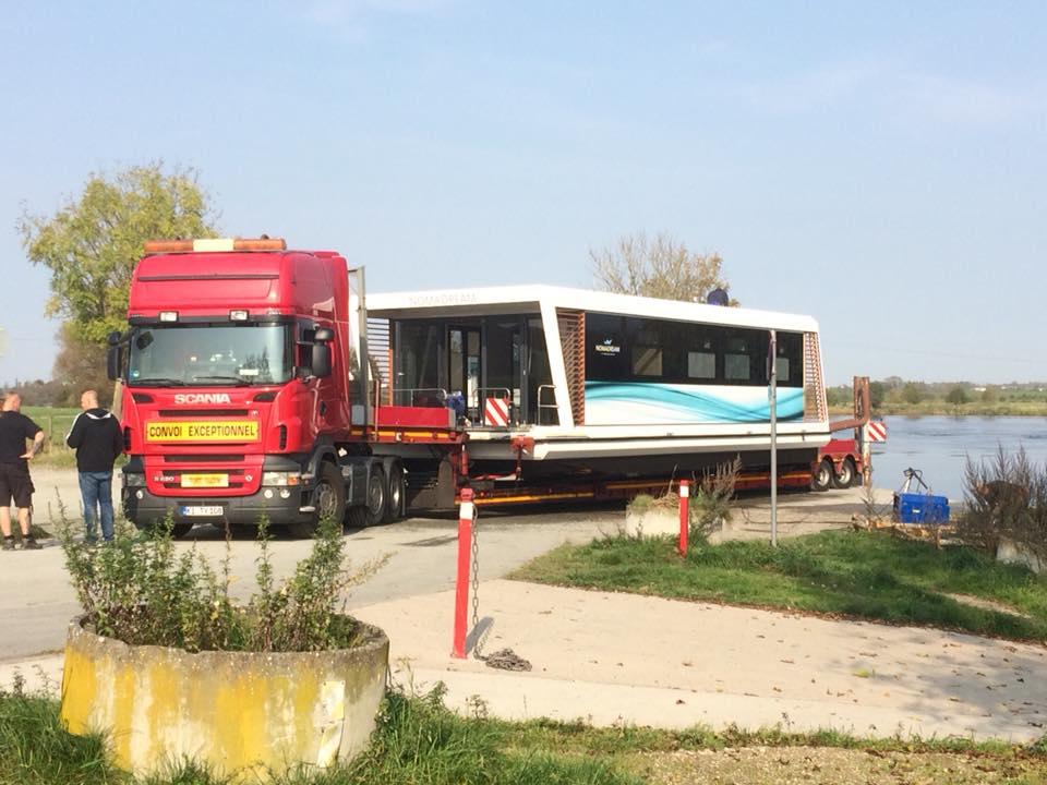 Ein Hausboot