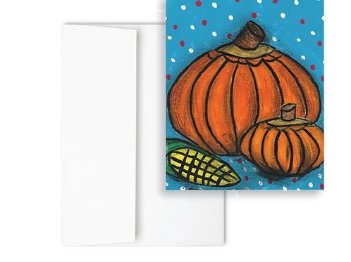 Thanksgiving - Holiday Card (12ct)