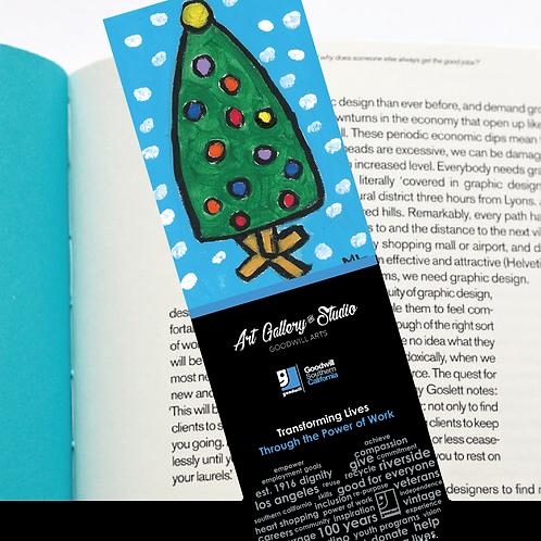 Little Christmas Tree - Book Mark