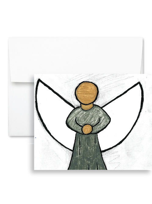 Angel - Holiday Card (12ct)