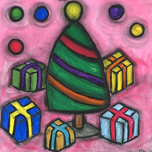 Wonderful Christmas - Poster