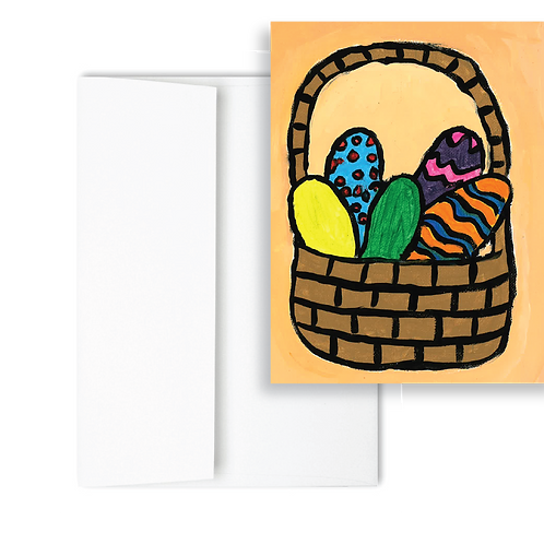 Easter - Greeting Card (12ct)