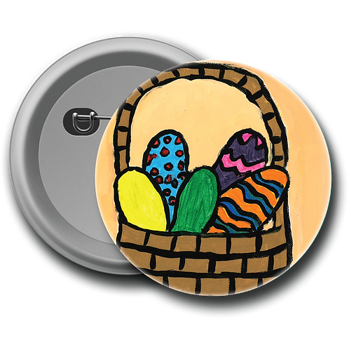 Easter - Button