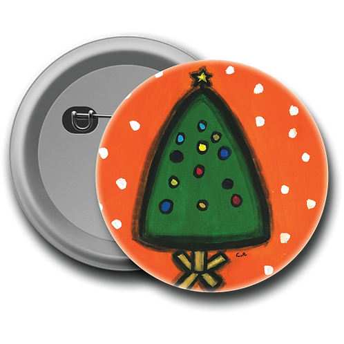 Christmas - Button