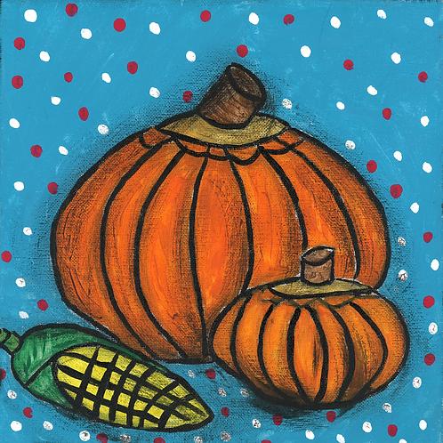 Pumpkin - Poster