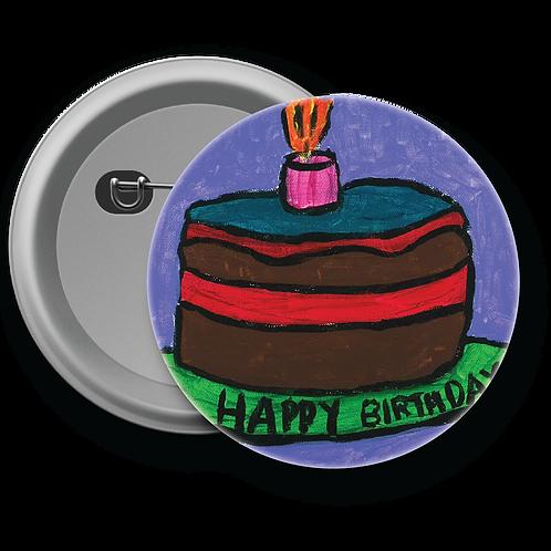 Birthday - Button
