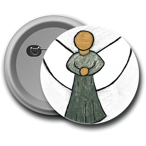 Angel - Button
