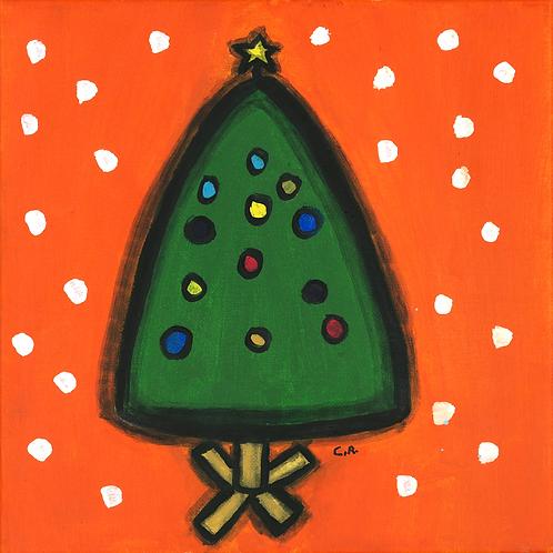 Christmas Tree  - Poster