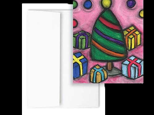 Wonderful Christmas - Holiday Card (12ct)