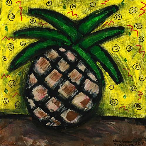 Piña - Poster