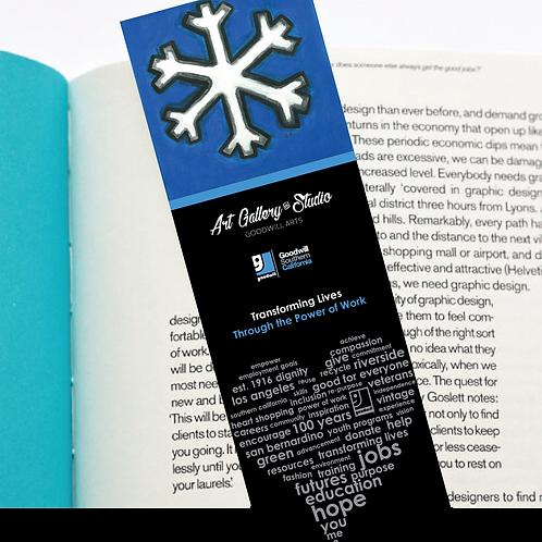 Snowflake - Book Mark