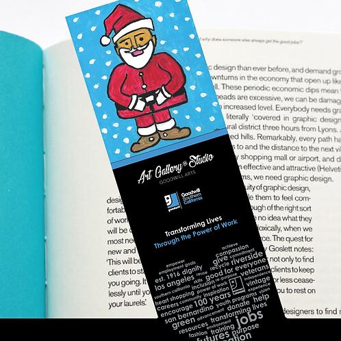 Santa - Book Mark