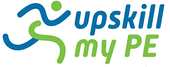 Upskill my PE scheme logo