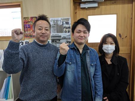 九州大学法学部現役合格!