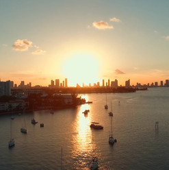 From Miami Beach, with Love - Vid 5 - Sunset