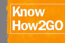 Know How To Go Logo